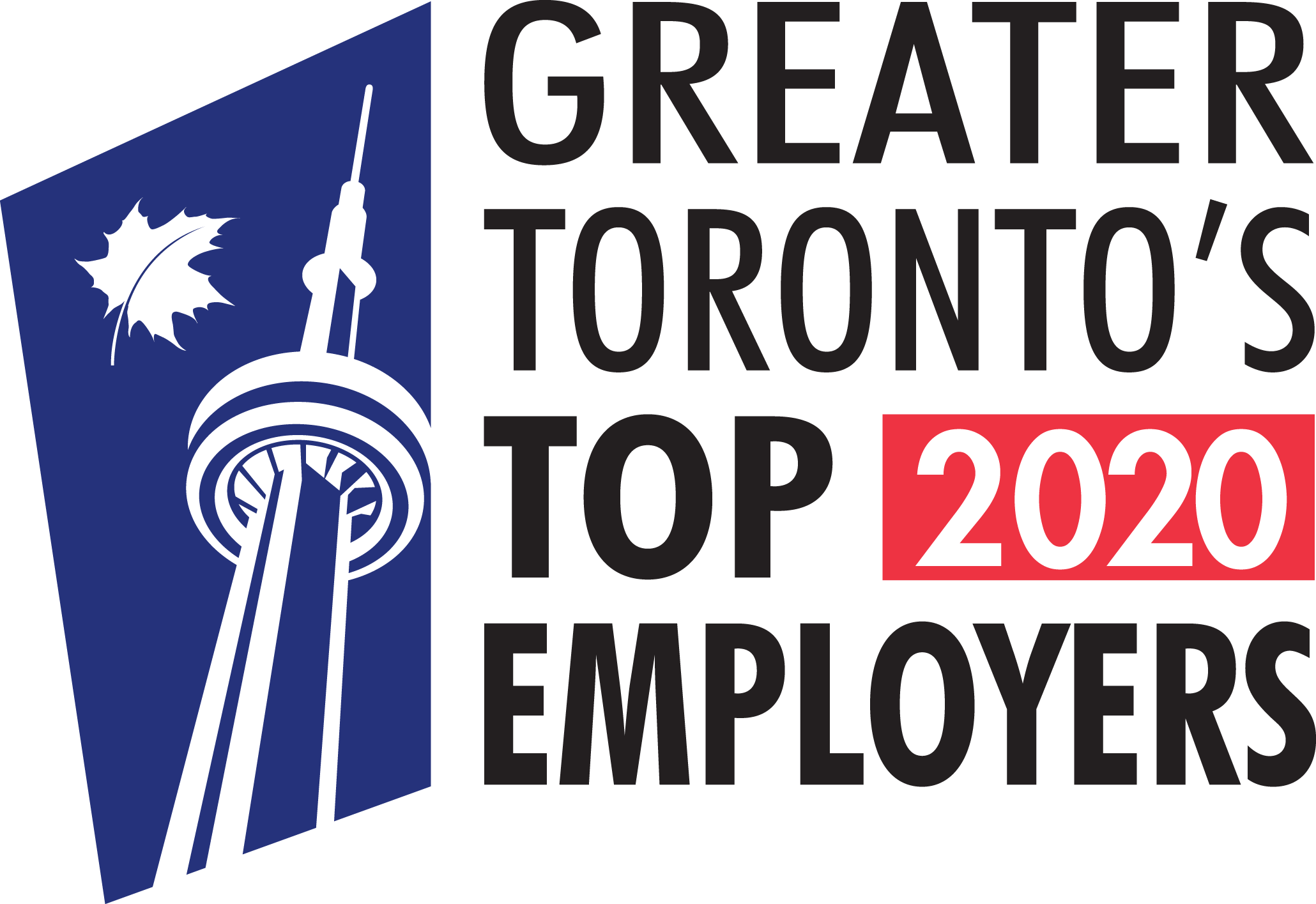 Greater Toronto's Top Employers Badge